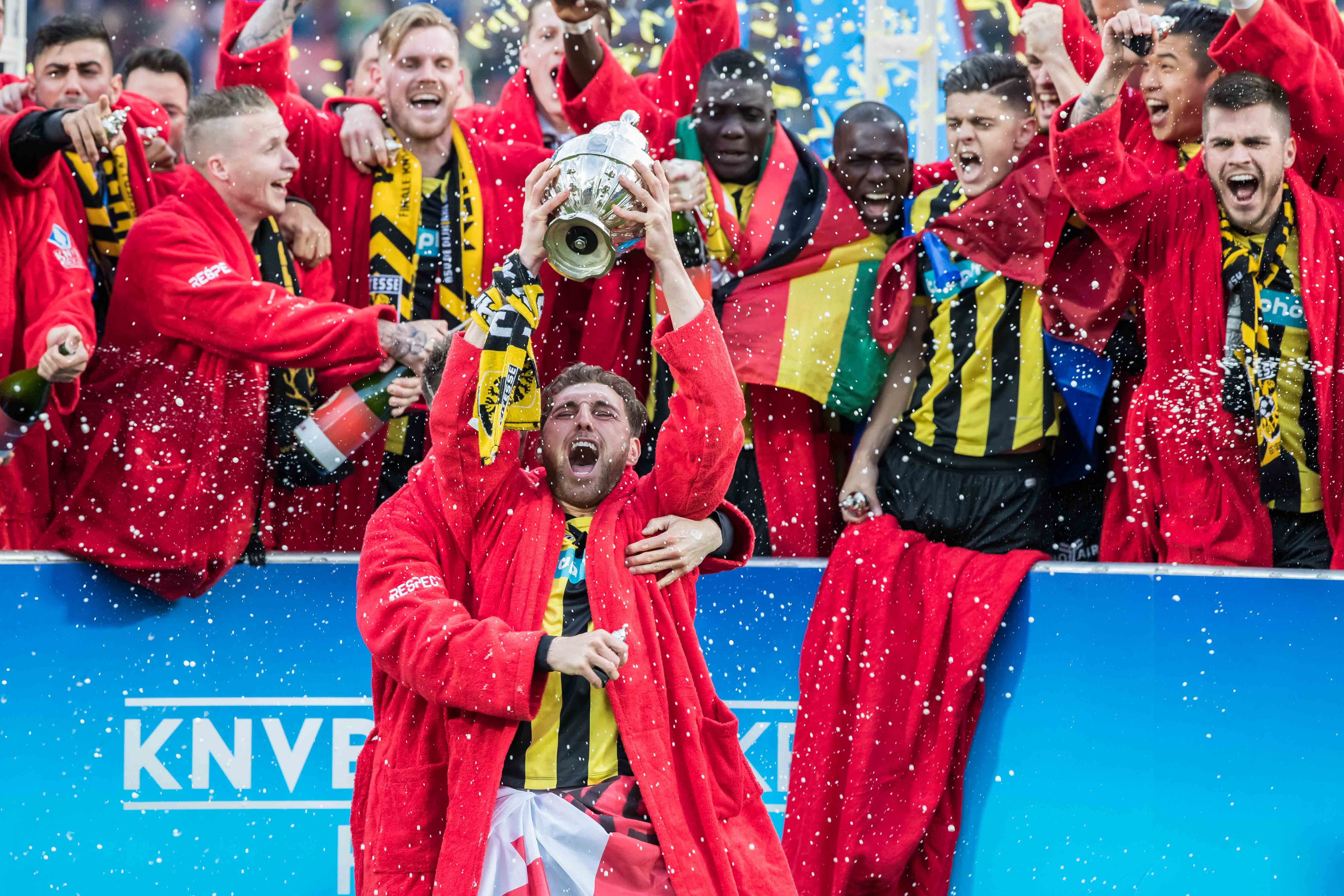 KNVB Beker 2016-2017
